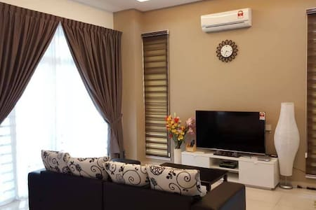 Family terrace house - Bukit Mertajam