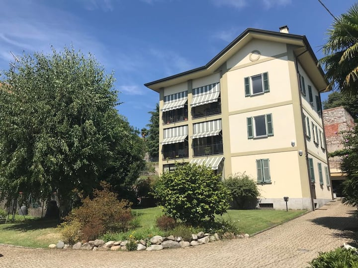 CA'MILLA, relax e ospitalità sul lago Maggiore