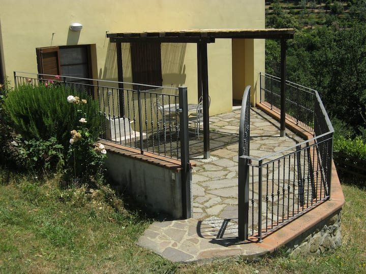 Belvedere Flat: relax and tourism in Tuscany