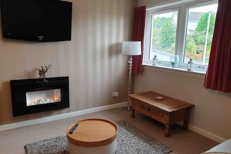 Cosy 1 bed flat near Caledonian Canal Inverness