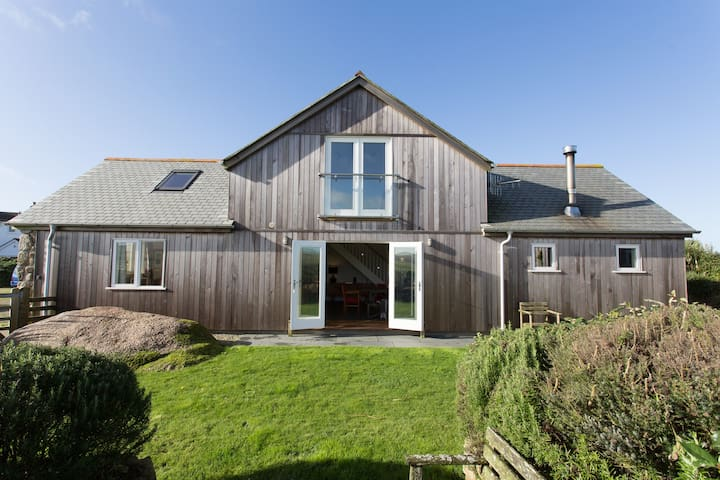 The stunning New Forge Cottage. Life is good! - Sennen