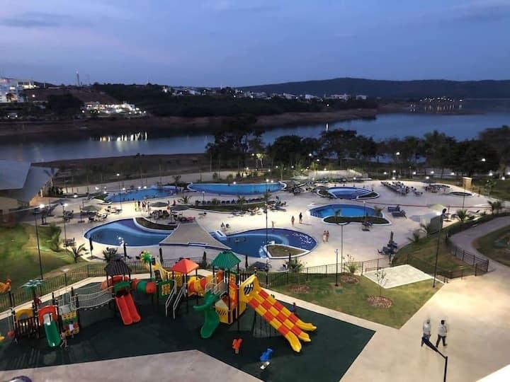 Eco Resort Ilhas do Lago