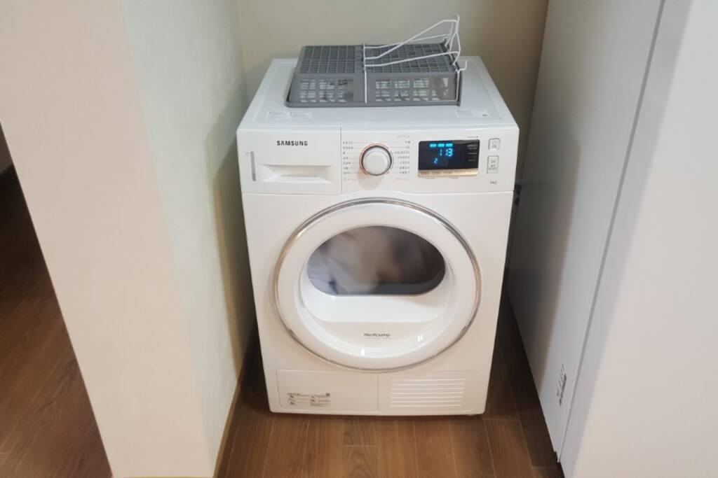 건조기 cloth dryer(유료)