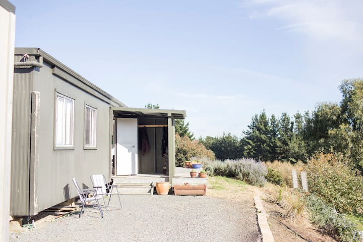 Hill Top Cottage with a view Te Horo