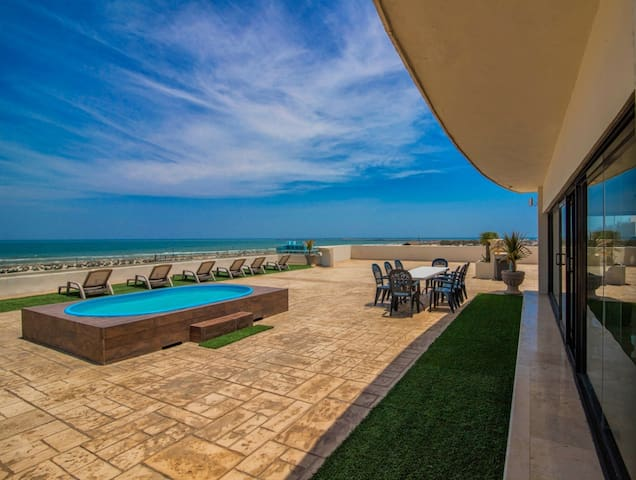 "Penthouse  "" Maretta"" Espectacular vista al mar!!!"