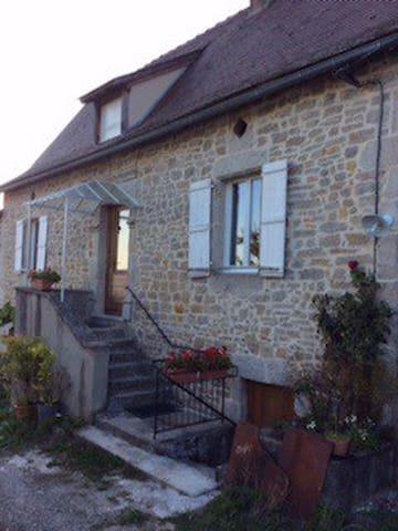 Gite rénové proche de Saint-Céré - Saint-Jean-Lagineste - Haus