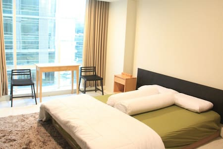 Nice aprt room, ez access malioboro - sleman - Apartament
