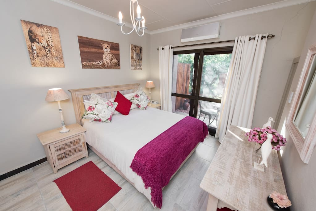 Deluxe Double Room with bath, Lodge 312