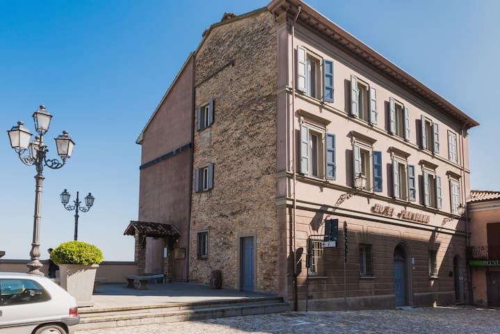 Hotel Panorama - Bertinoro - Boutique-hotelli