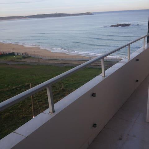 Apartamento playa de Valdoviño - Valdoviño - Leilighet