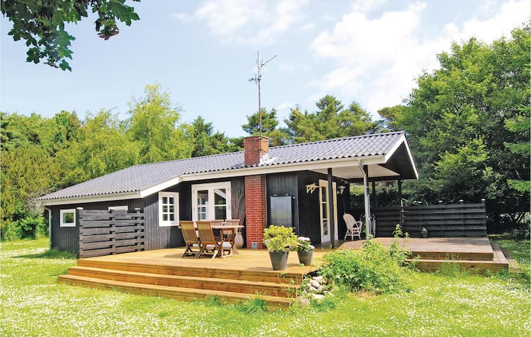 Holiday cottage with 2 bedrooms on 55m² in Humble