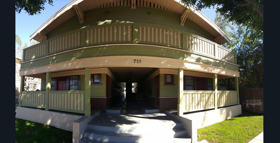 Studio in Downtown Long Beach - Long Beach - Apartamento