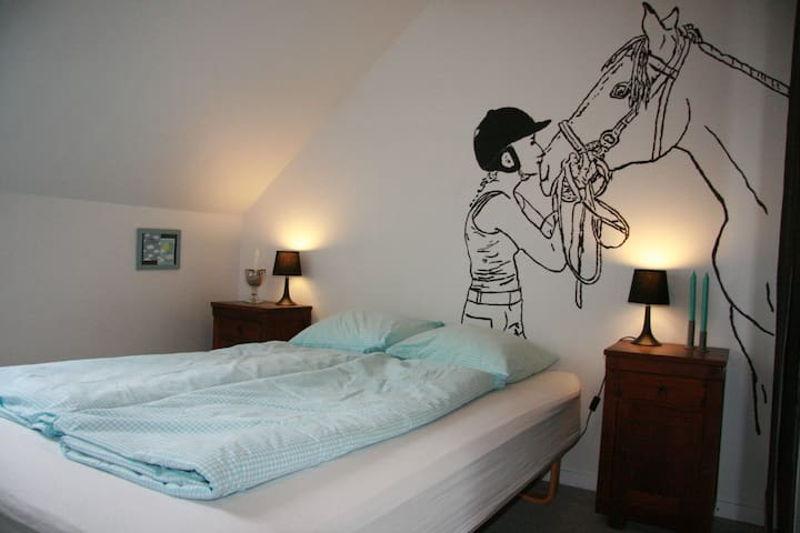 Søndervig Bed & Breakfast - Room: Corina - Ringkøbing - Bed & Breakfast