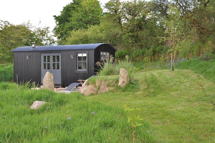 The Shepherds Hut @ Carne Byre