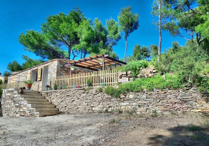 La Ciotat charmant Cabanon /Cottage vue magnifique