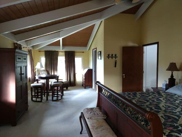 North Shore Kauai Master Bedroom