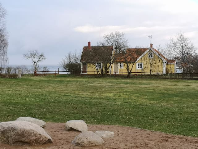 House close by the sea, Kalmar & Öland!