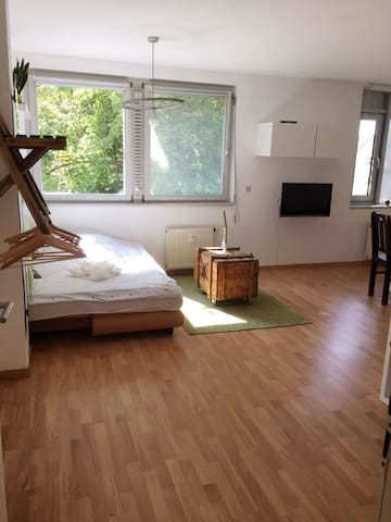Homey Apartment in Ravensburg with Bikes