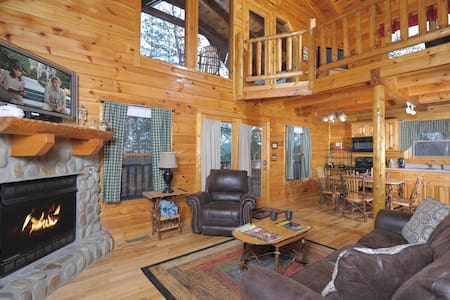 Tucker's Lazy Haven! Gatlinburg Area! Very Clean! - Sevierville
