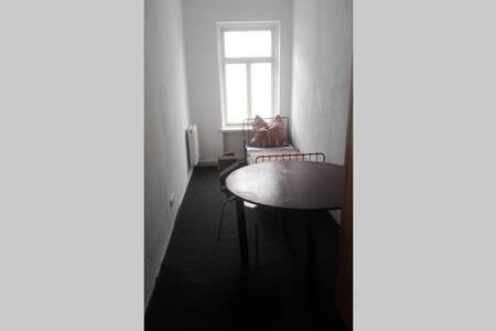Leipzig: Die günstigsten Zimmer!Furnished room!24r - ライプツィヒ - アパート