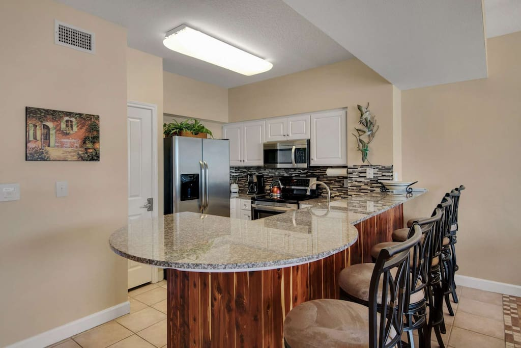 Great Kitchen and decor!