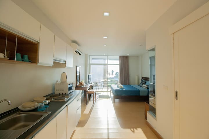 At sea view condo @ Klong muang beach - Ao Nang - Apartment