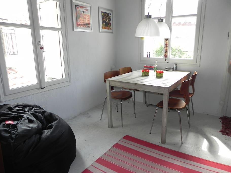 Eßbereich 1. Etage