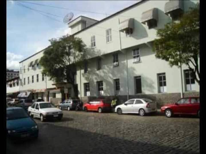 Apartamento no Centro de Lambari