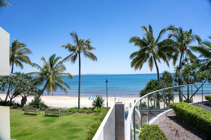 One Bedroom Beach View Spa Apartment