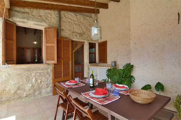CA NA PIULA - House for 6 people in Ariany.