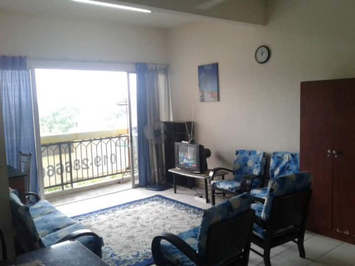 Shah Alam_Baiduri Apt_7 beds_can walk to UiTM