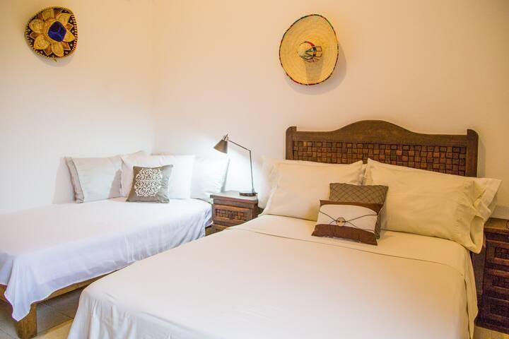 4 min from the beach, Playa del Carmen, Playacar - Playa del Carmen - Apartamento