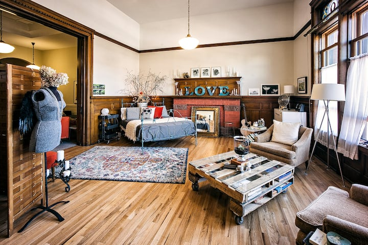Historic Downtown Ludington Condo
