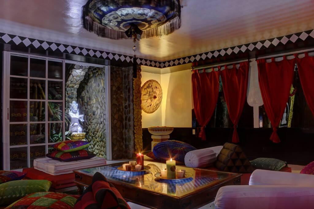 Lounge (shared tv area)