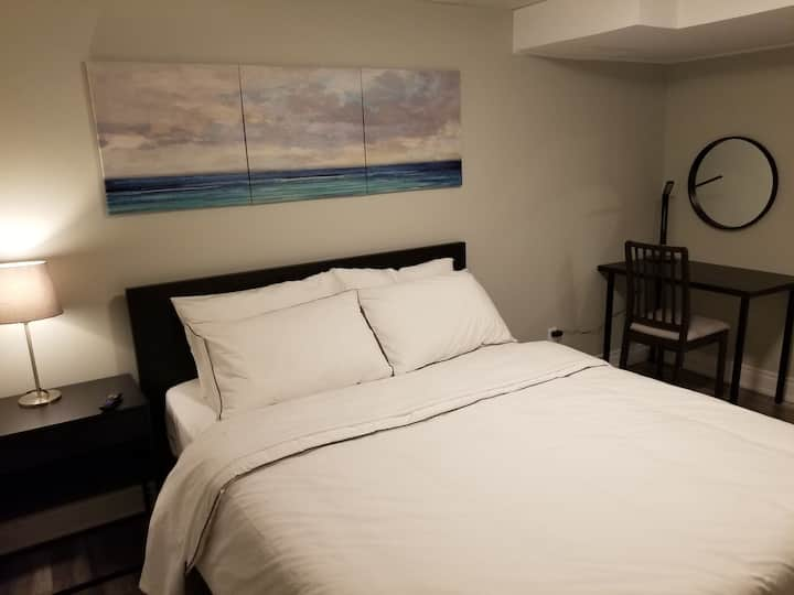 Beautiful BR Close To All  Amenities-LDN