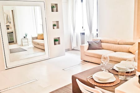 Charming apartment next to the central station - 米兰 - 公寓