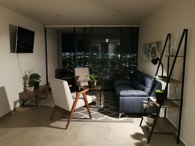 Comfy apartment with great VIEW