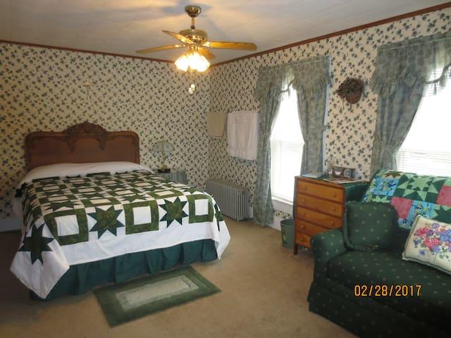 Green room - Westfield - Bed & Breakfast