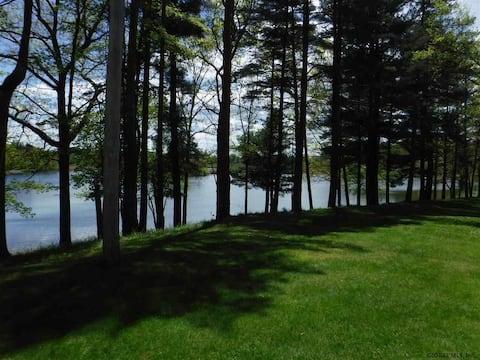 Historical Hudson: MV Buren Lake Cottage IV