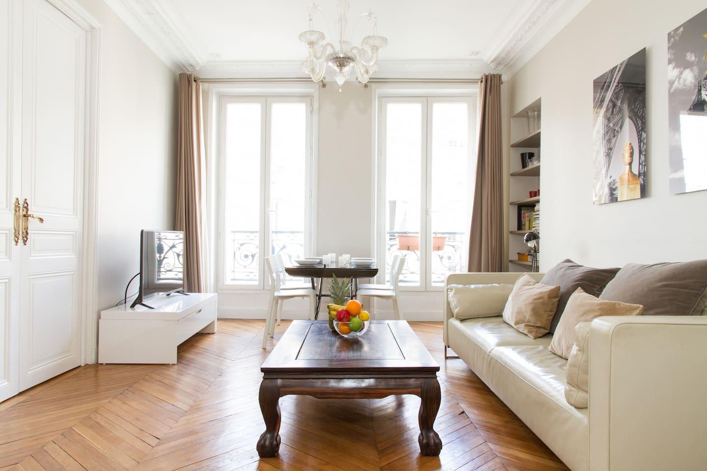 Best Of Le Marais Francs Bourgeois 2br Apartamentos Para