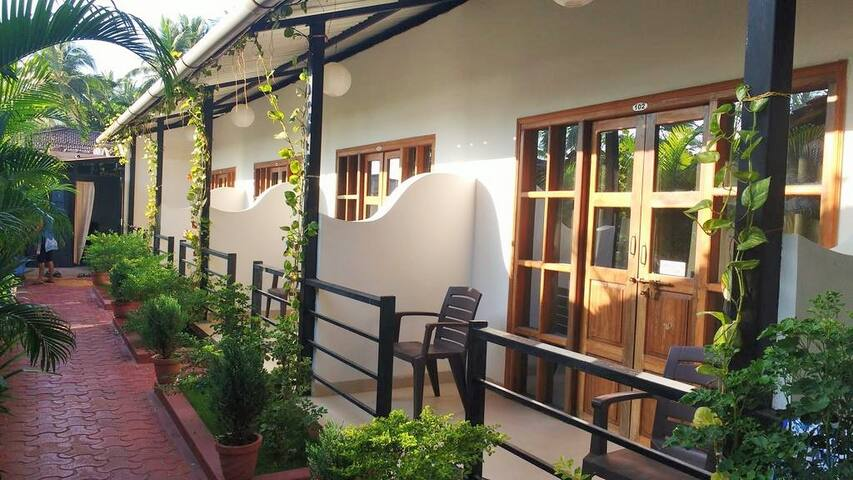 LuxuryStay at Palolem Beach