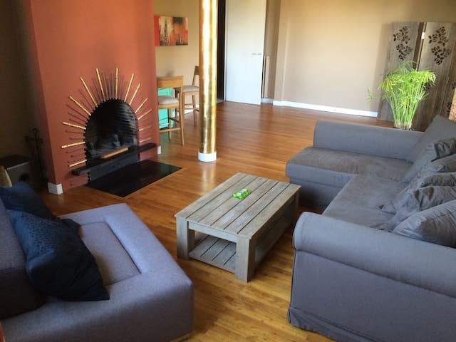 Appart proche centre et spacieux - Nantes - Appartement