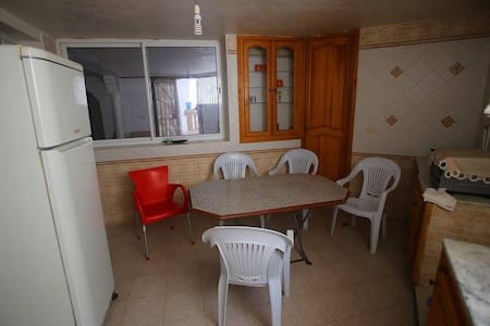 appart S+2 for 4 person near to the beach - Sousse - 公寓