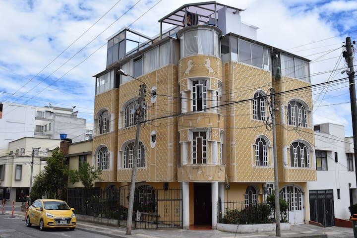 Cómodo apartamento en Unicentro - Esmeralda