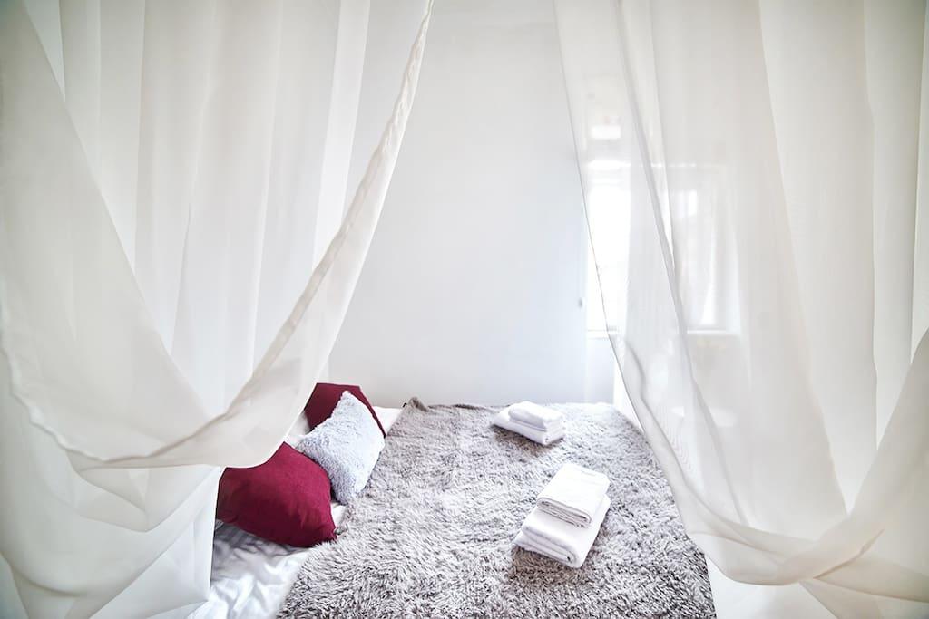 Спальня 1 / Bedroom 1