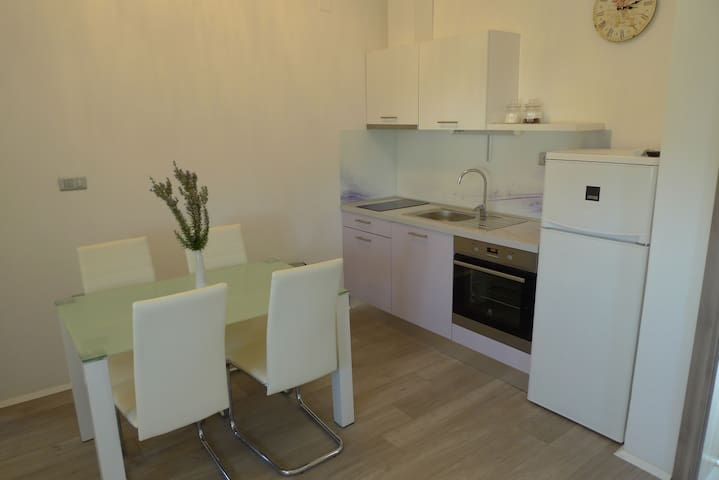 Two Bedroom Apartment, in Olib - island Olib, Balcony