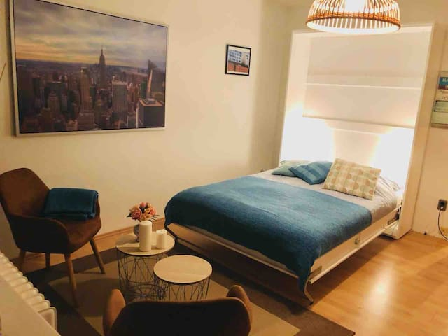 Schönes Appartement in Barmbek-Süd, nähe Mundsburg