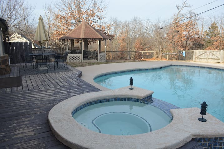 Osage Hills Get Away - Sand Springs - House