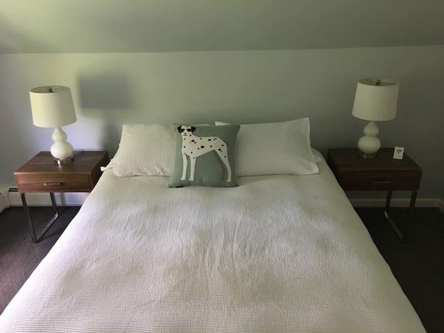 Room Four at The Little River Inn