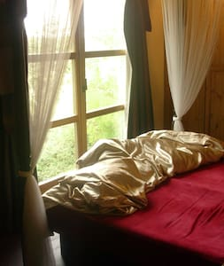 Cosy house-green neighbourhood (20´ from Brussels) - Sint-Genesius-Rode - บ้าน